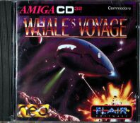 Whale's Voyage (Flair Software) (Amiga CD32)