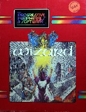 Wizard (Progressive Peripherals & Software) (C64)