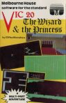 Wizard and the Princess (Melbourne House) (Vic-20)
