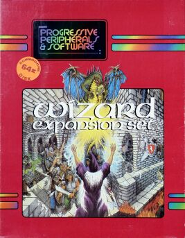 Wizard Expansion Set (Progressive Peripherals & Software) (C64)