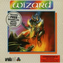 Wizard (Ariolasoft) (C64) (Disk Version)