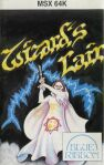 Wizard's Lair (Blue Ribbon) (MSX)