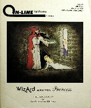 Wizard and the Princess (On-Line Systems) (Atari 400/800)