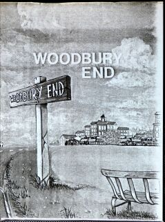 Woodbury End (Shards Software) (BBC Model B/Acorn Electron) (disk Version) (Contains Hint Sheet)