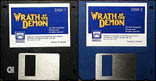 Wrath of The Demon (Disk only) (ReadySoft) (IBM PC)