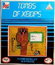 Tombs of Xeiops (Romik) (C64) (Bilingual Disk Version)