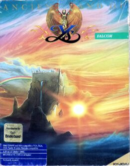 Ancient Land of Ys (Kyodai) (IBM PC)