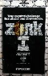 Zork I (Small blister pack) (Atari 400/800)