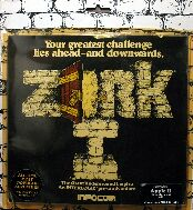 Zork I (Apple II) (Contains Zork Users' Group InvisiClues, Zork Users' Group Map, Broken Timber Press Hint Book, T-Shirt Transfer)