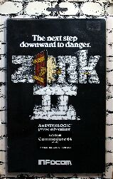 Zork II (Small blister pack) (C64)