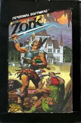 Zork (Personal Software) (Apple II)